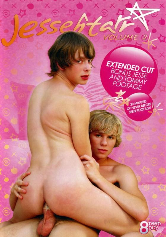 Jesse Starr volume 2 DVD - Front