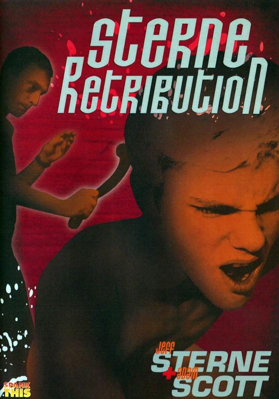 Sterne Retribution DVD - Front