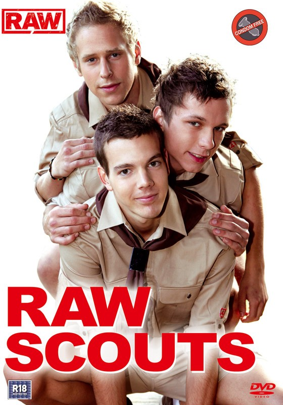Raw Scouts DVD - Front