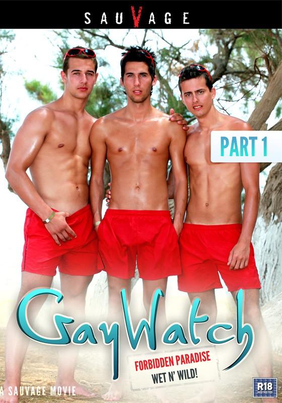 Gaywatch Part 1 DVD - Front