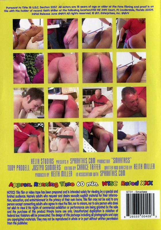 Smartass DVD - Back