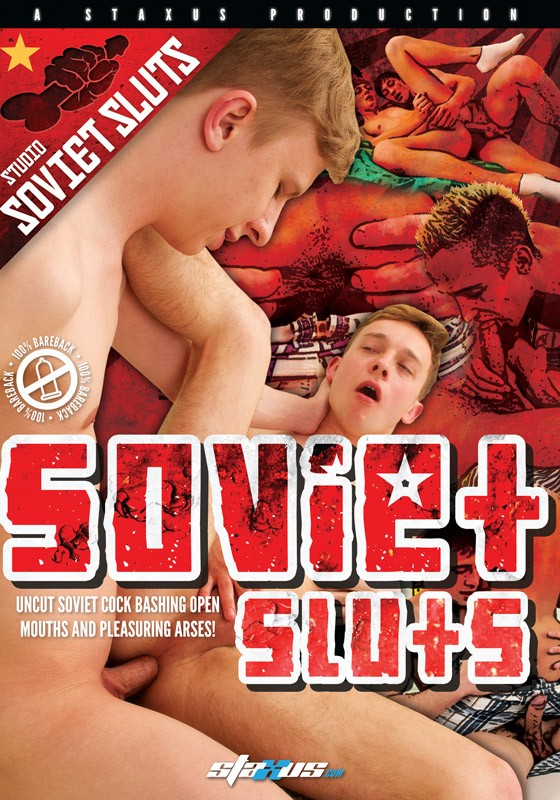 Soviet Sluts DVD - Front