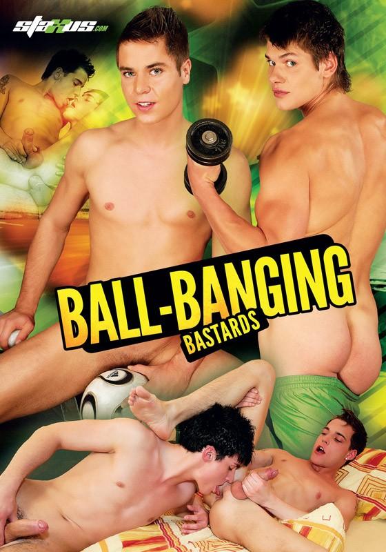Ball-Banging Bastards DVD - Front