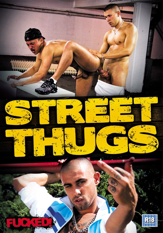 Street Thugs DVD - Front