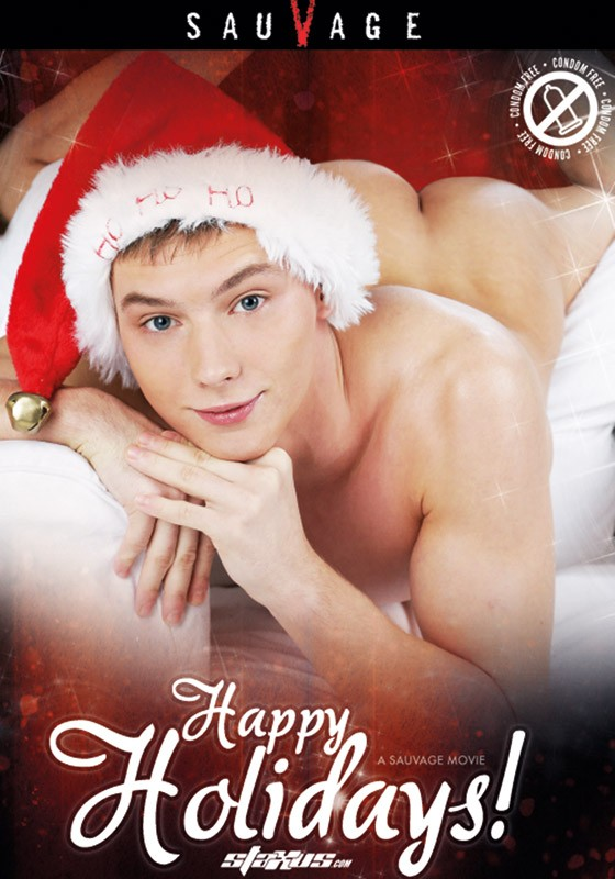 Happy Holidays! DVD - Front