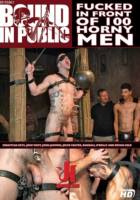 Bound In Public 30 DVD (S) - Front