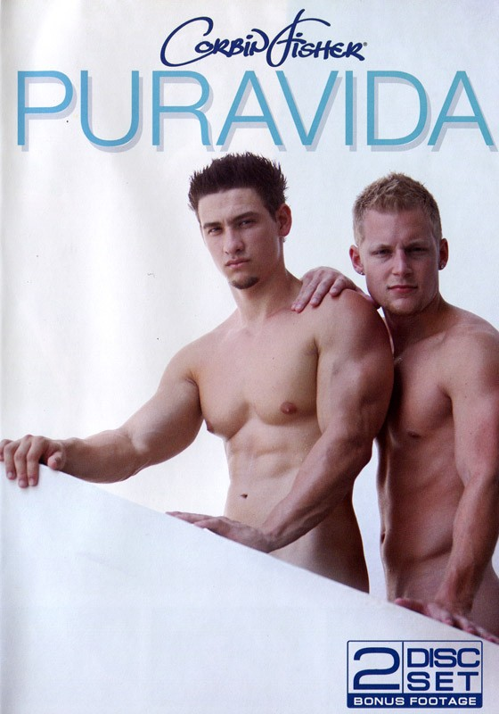 Puravida DVD - Front