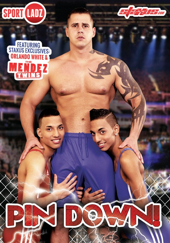 Pin Down DVD - Front