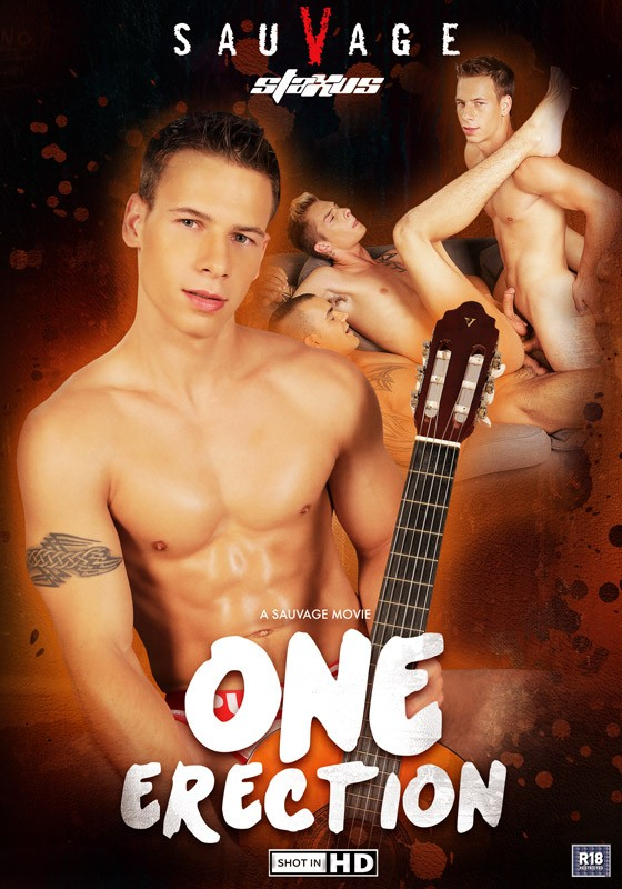 One Erection DVD - Front