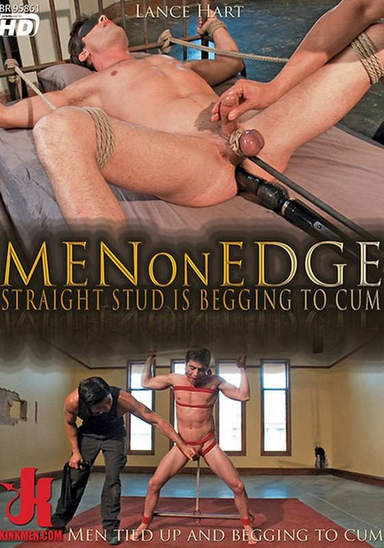 Men On Edge 13 DVD (S) - Front