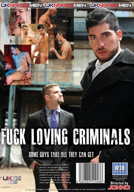 Fuck Loving Criminals DVD - Back