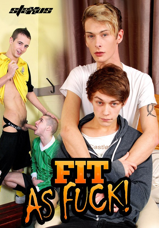 Fit As Fuck DVD - Front