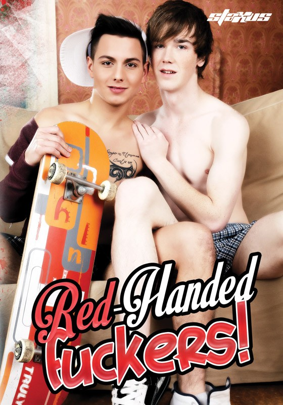 Red-Handed Fuckers! DVD - Front