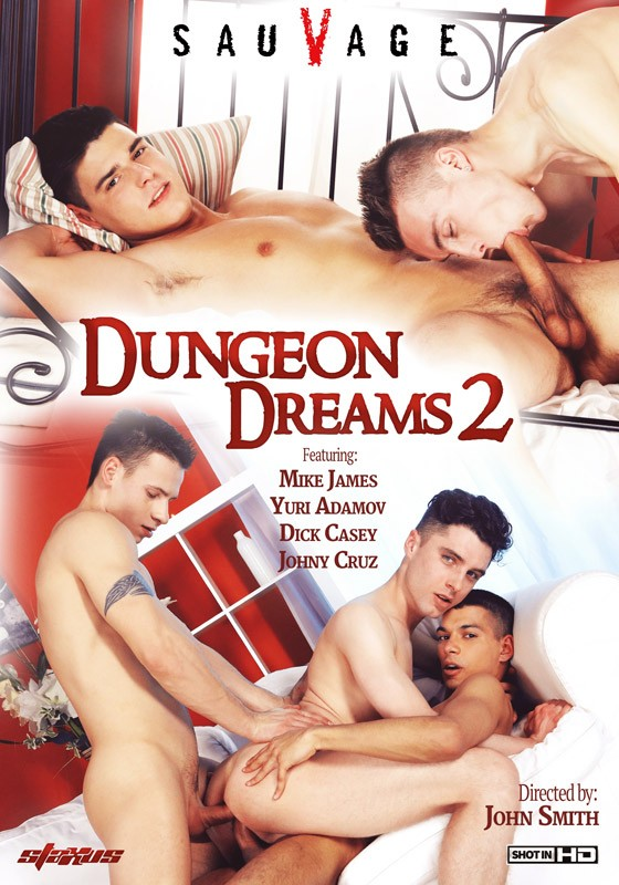 Dungeon Dreams 2 DVD - Front
