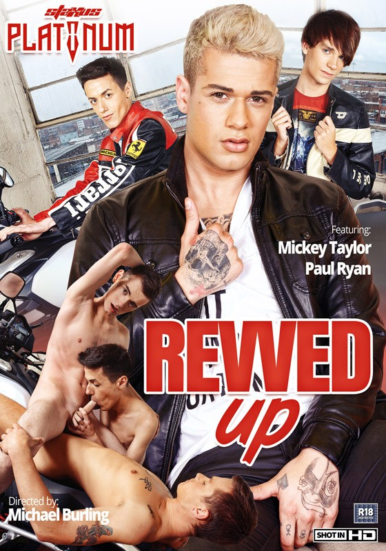 Revved Up DVD - Front