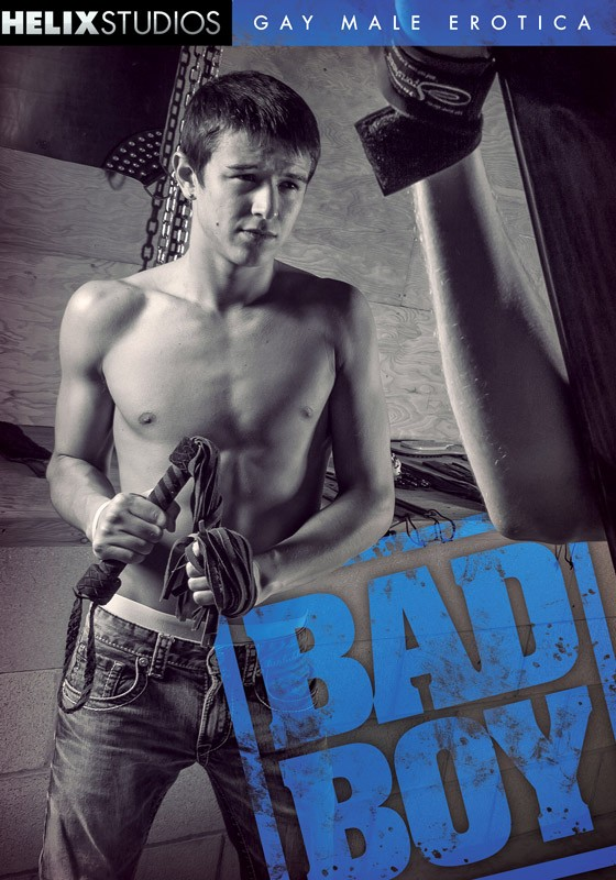 Bad Boy DVD - Front