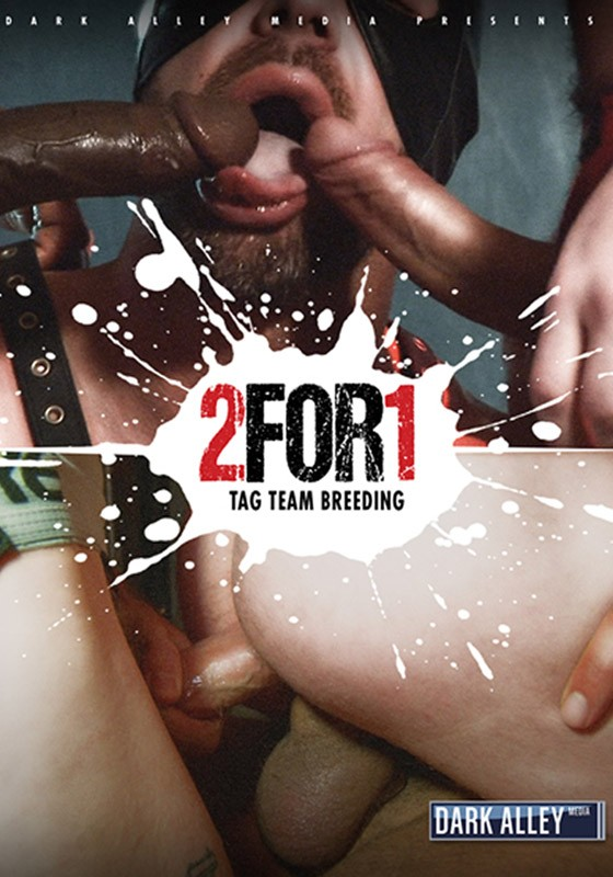 2 for 1 Tag Team Breeding DVD - Front