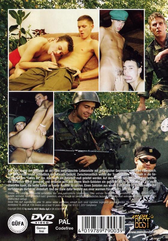 Rotärsche DVD - Back