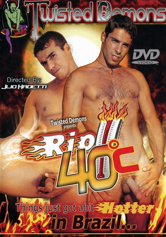 RIO 40°C DVD - Front