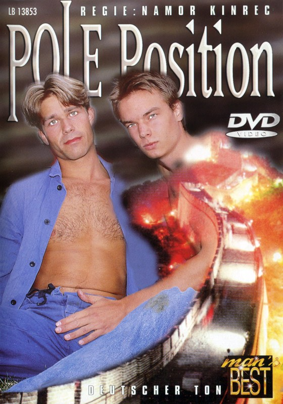 Pole Position DVD - Front