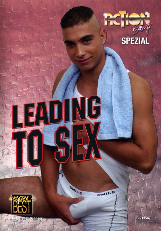 Leading To Sex DVD - Front