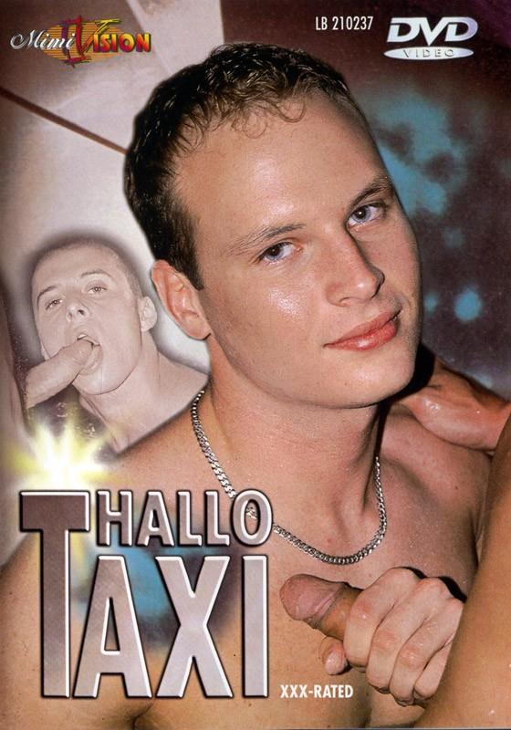 Hallo Taxi DVD - Front