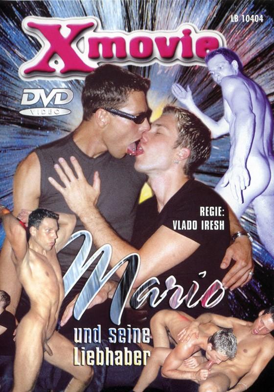 Mario Und Seine Liebhaber DVD - Front