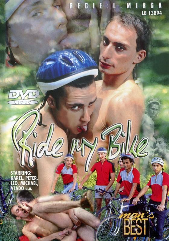 Ride My Bike DVD - Front