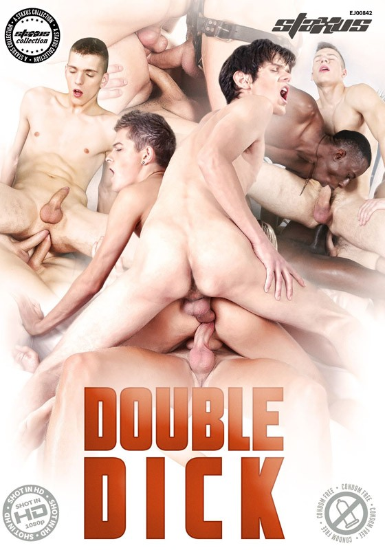 Double Dick DVD - Front