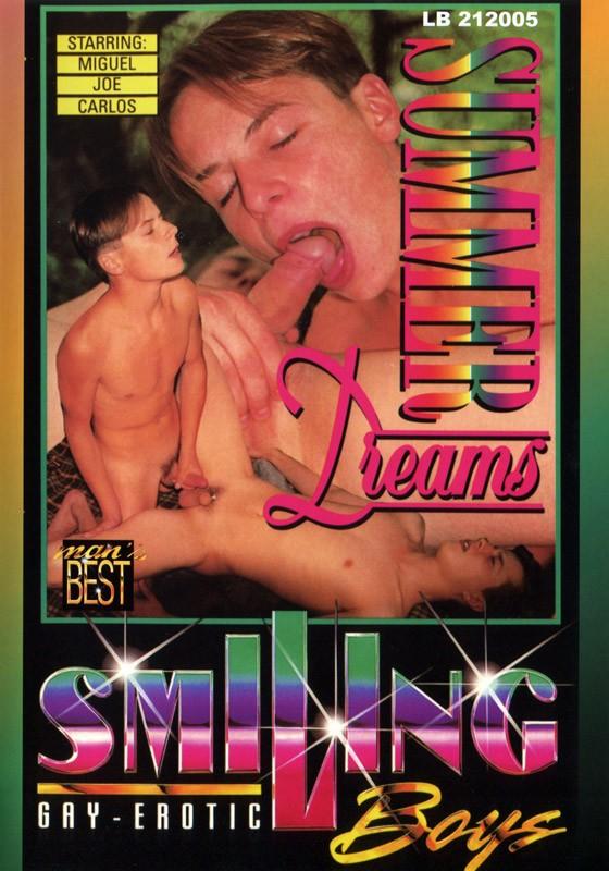 Summer Dreams DVD - Front