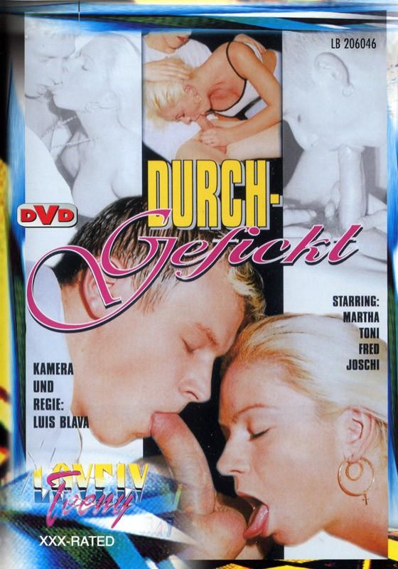 Durchgefickt DVD - Front