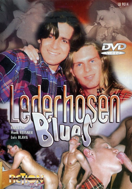 Lederhosen Blues DVD - Front