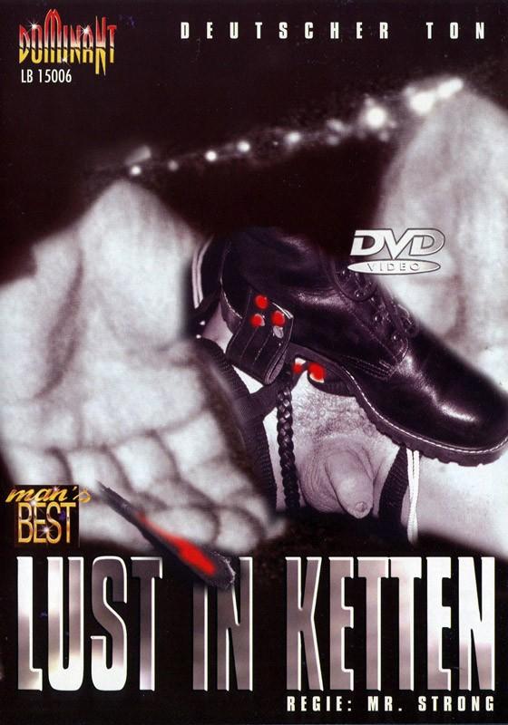 Lust in Ketten DVD - Front