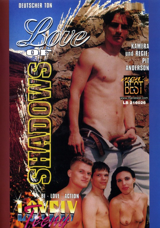 Shadows of Love DVD - Front