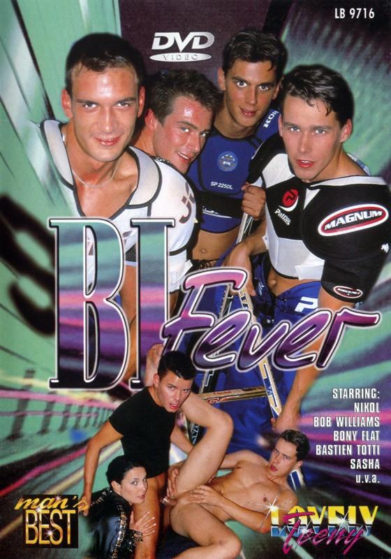Bi Fever DVD - Front