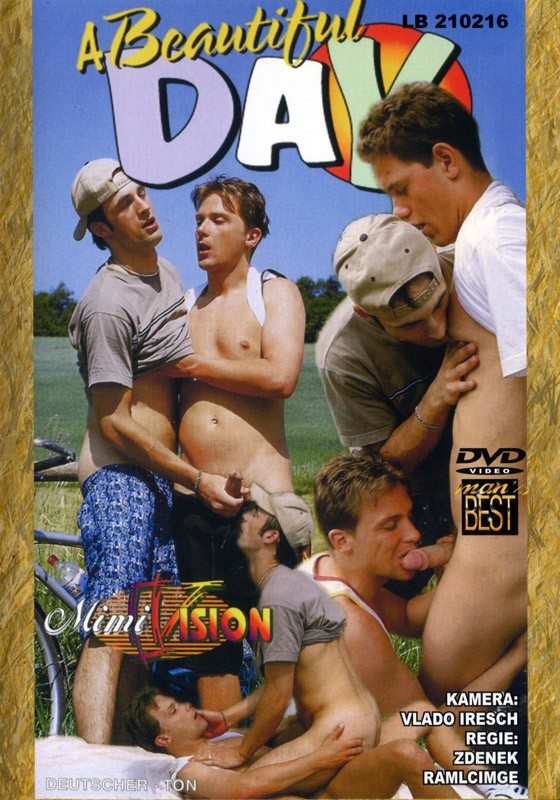 A Beautiful Day DVD - Front