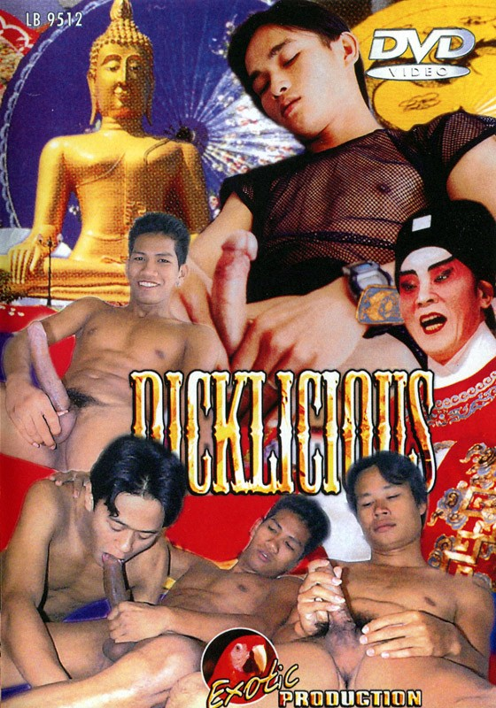 Dicklicious (Man's Best) DVD - Front