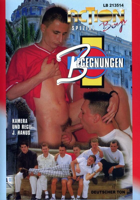 Begegnungen DVD - Front
