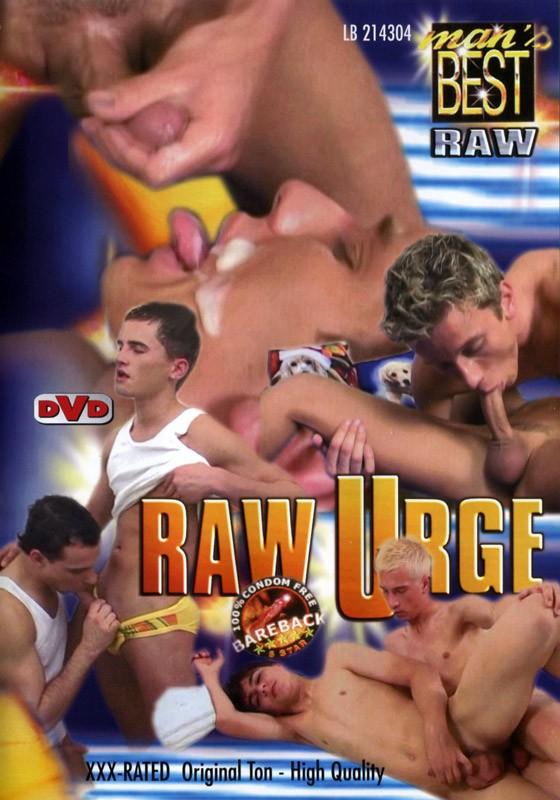 Raw Urge (Man's Best) DVD - Front