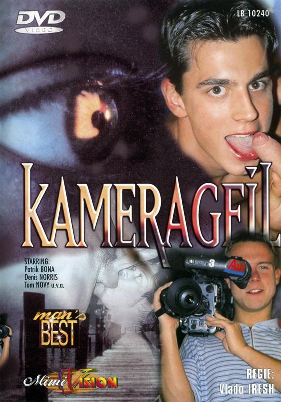 Kamerageil DVD - Front