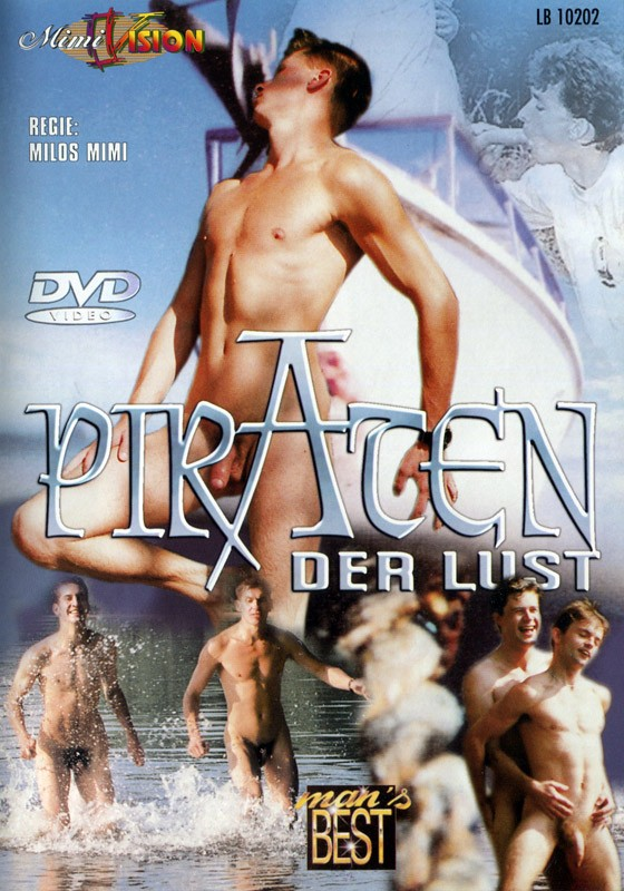 Piraten Der Lust DVD - Front