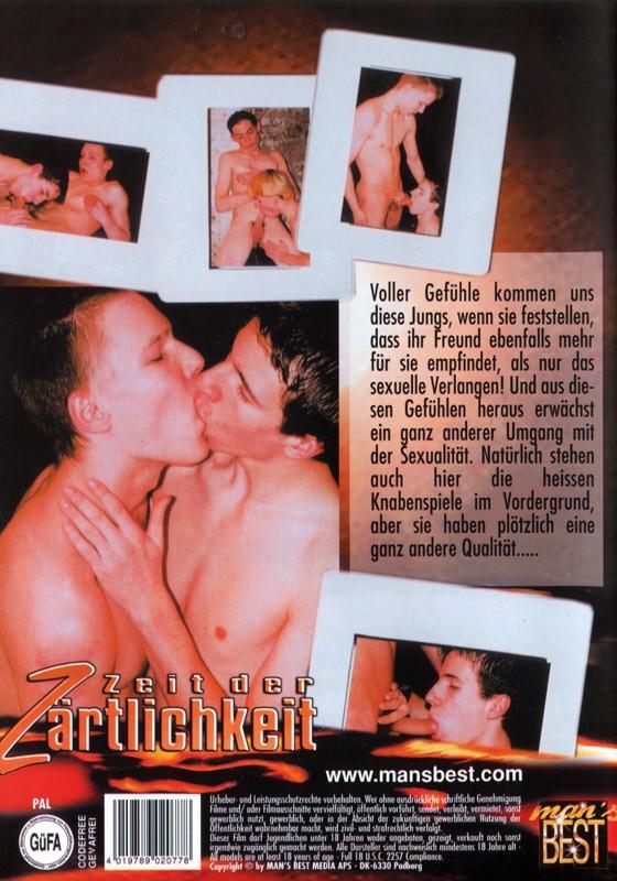 Zeit Der Zärtlichkeit DVD - Back