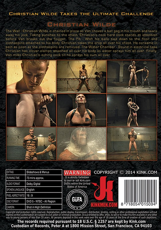 30 Minutes Of Torment 5 DVD (S) - Back