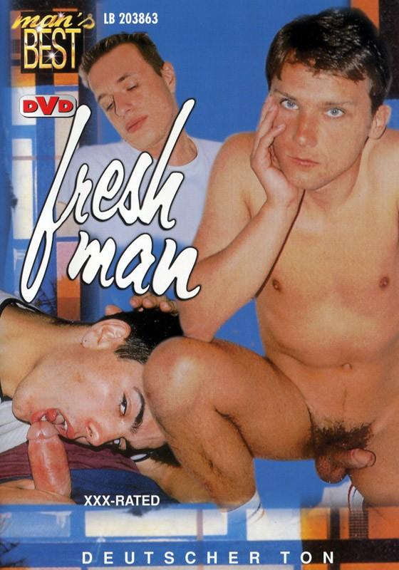 Fresh Man DVD - Front
