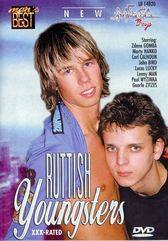 Ruttish Youngsters DVD - Front