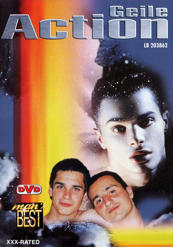 Geile Action DVD - Front