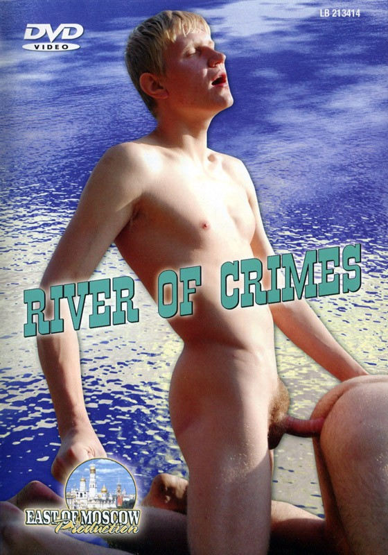 River Of Crimes DVD - Front