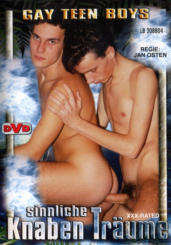 Sinnliche Knaben Traume DVD - Front