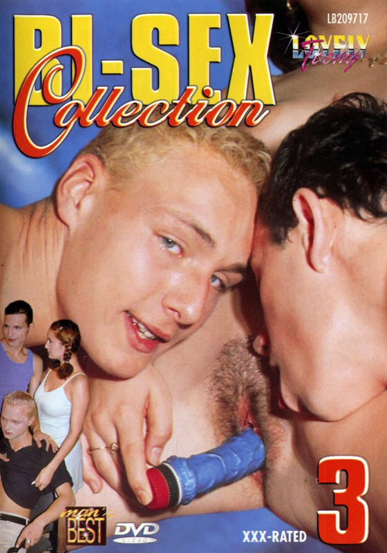 Bi Sex Collection 3 DVD - Front