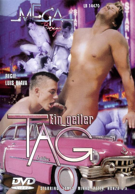 Ein Geiler Tag DVD - Front